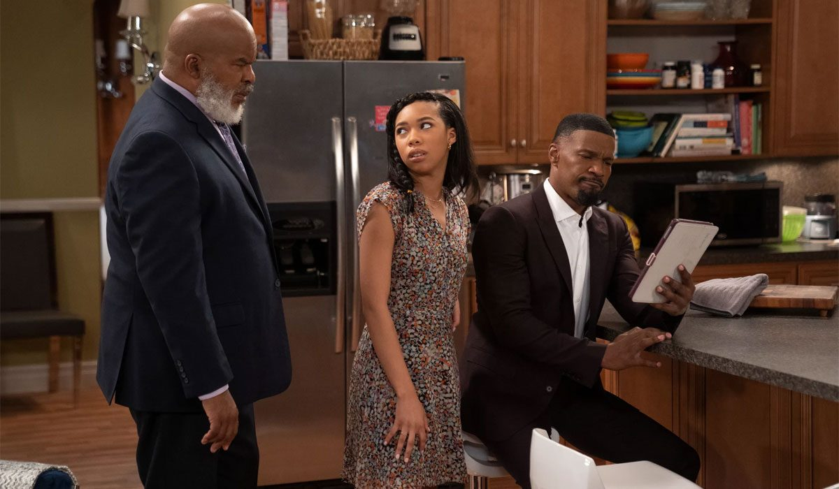 Jamie Foxx alongside starring in the multi-camera series has also created and executive produced it. Corinne Foxx also serves as executive producer for Netflix's 'Dad Stop Embarrassing Me!'