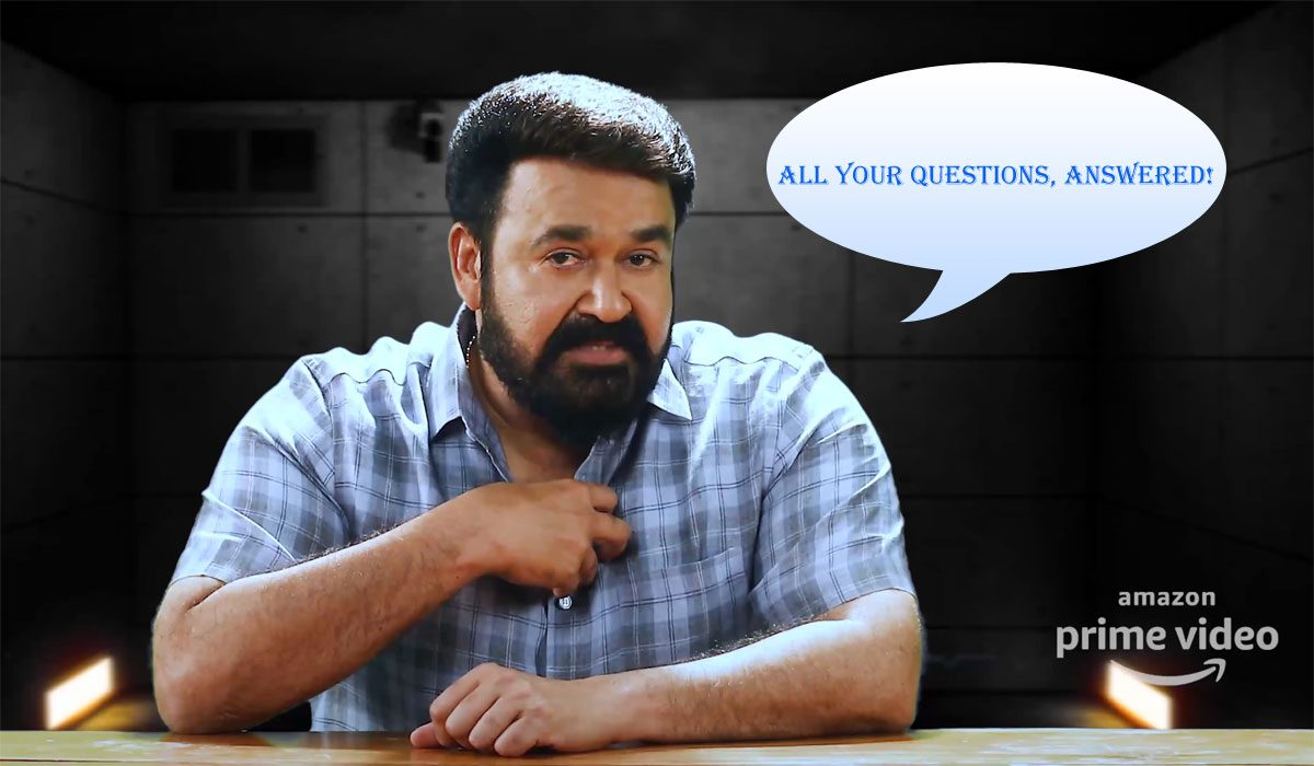 Drishyam 2 -All Your Questions, Answered!