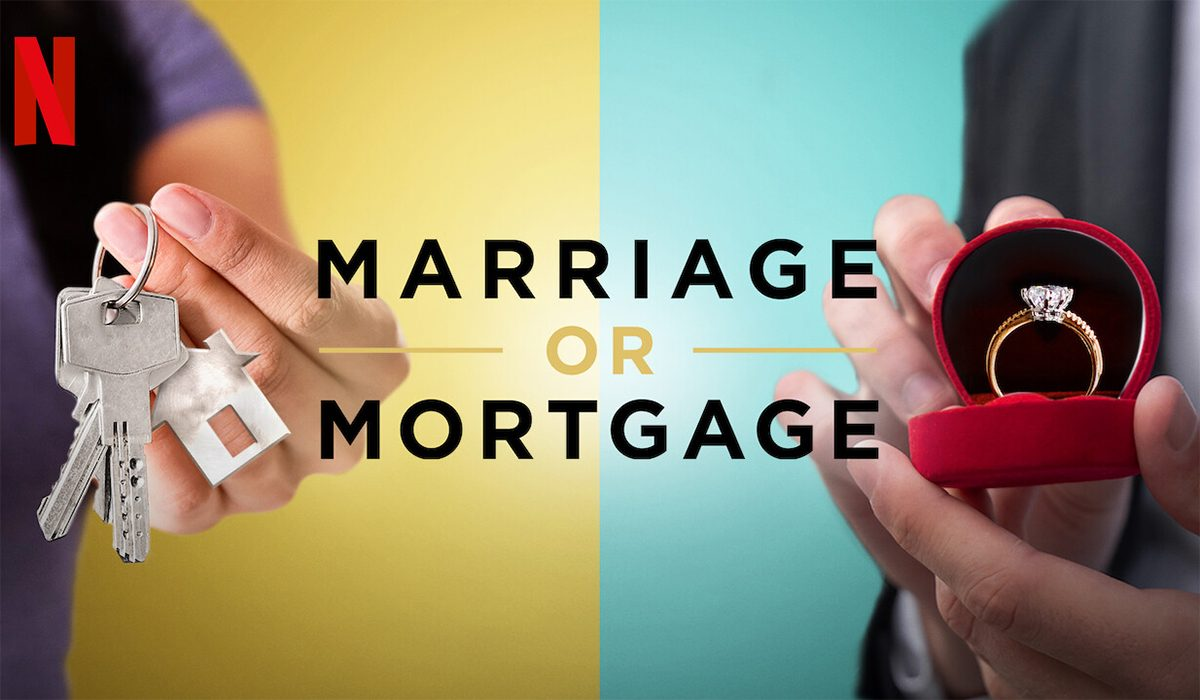 Marriage or Mortgage, an English web series is streaming online on Netflix with English subtitles, release date 10th March