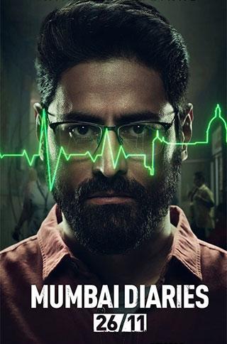 Mumbai Diaries 26/11 (2021) Hindi S01 Complete TV Series 480p HDRip 950MB