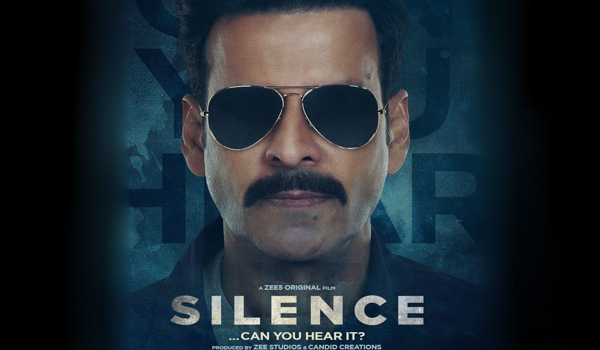 The Wait Is Over, Manoj Bajpayee's Silence Arrives On ZEE5 In March!!