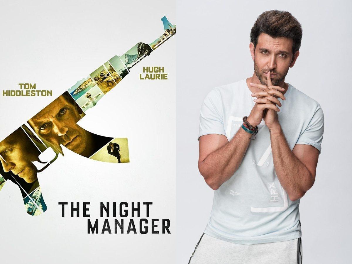 The Night Manager - Hrithik Roshan