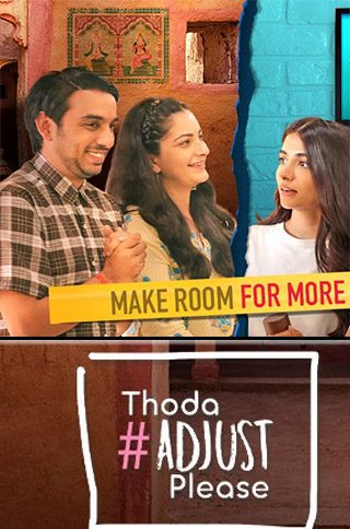 Thoda-Adjust-Please,-a-Hindi-series-is-streaming-online,-watch-on-Eros-Now,--streaming-on-17th-February