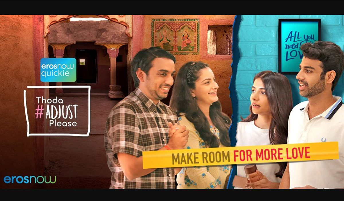 Thoda-Adjust-Please,-a-Hindi-series-is-streaming-online,-watch-on-Eros-Now,-streaming-on-17th-February