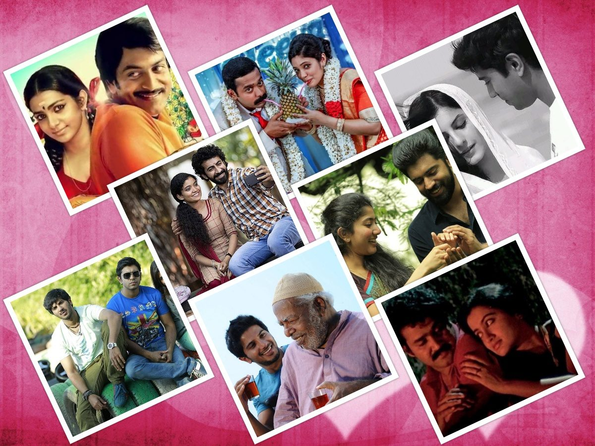 Top 8 Must Watch Malayalam Movies To Stream On Valentine's Day!