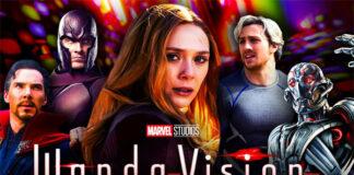 WandaVision -Avengers Cameo