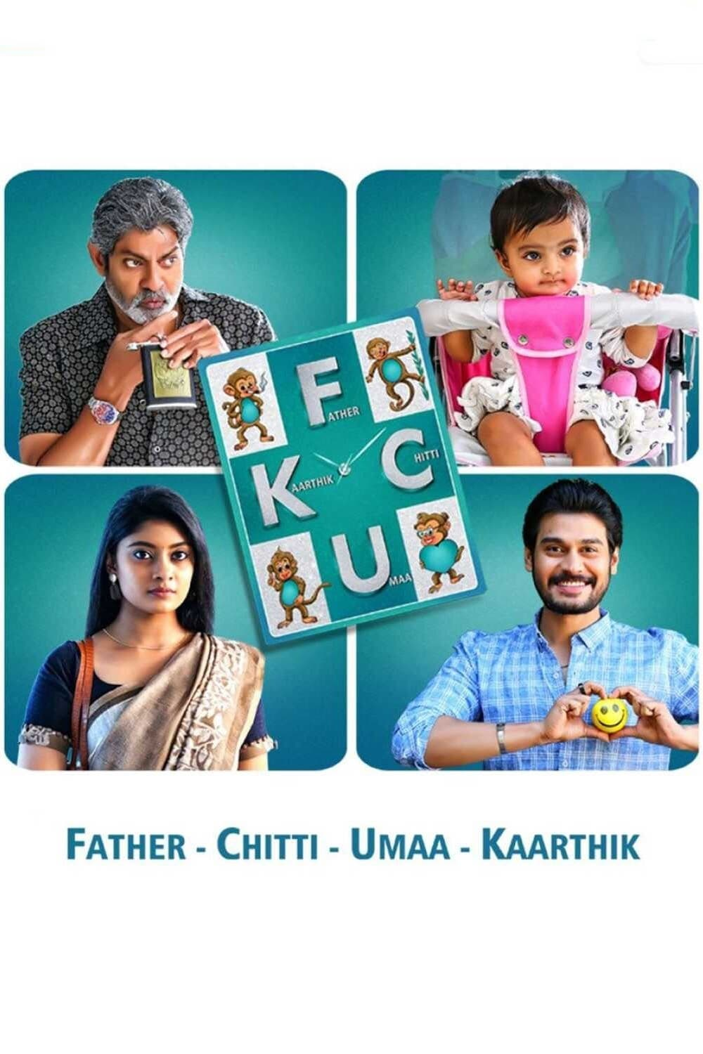FCUK: Father Chitti Umaa Kaarthik Movie Streaming Online