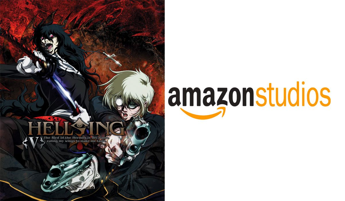 'Hellsing' To Be Adapted For Live Action Film By Amazon Studios