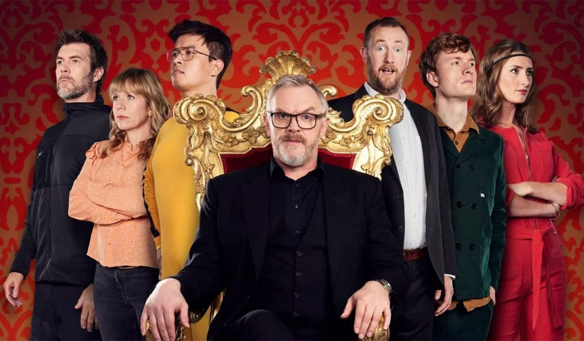 5 New Comedians Join As Taskmaster Enters Season 11!