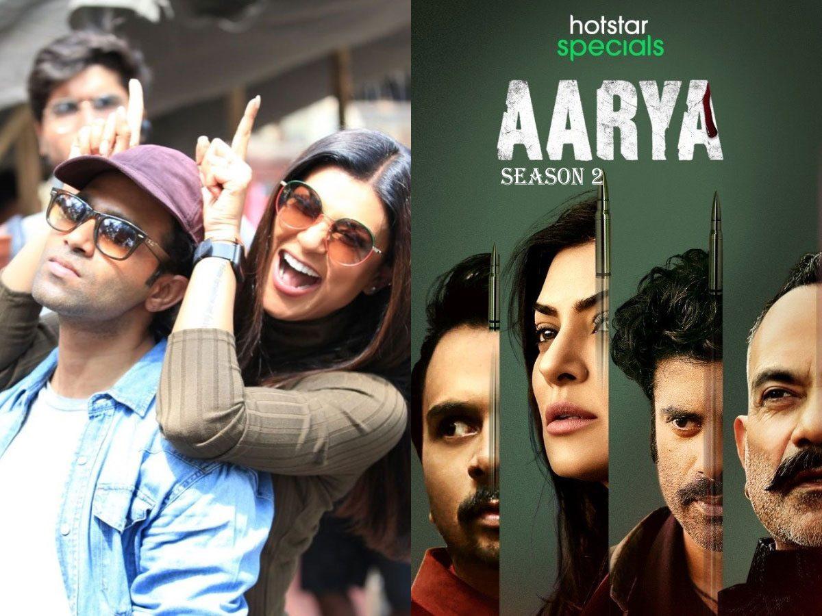 Aarya Season-2- Sushmita Sen