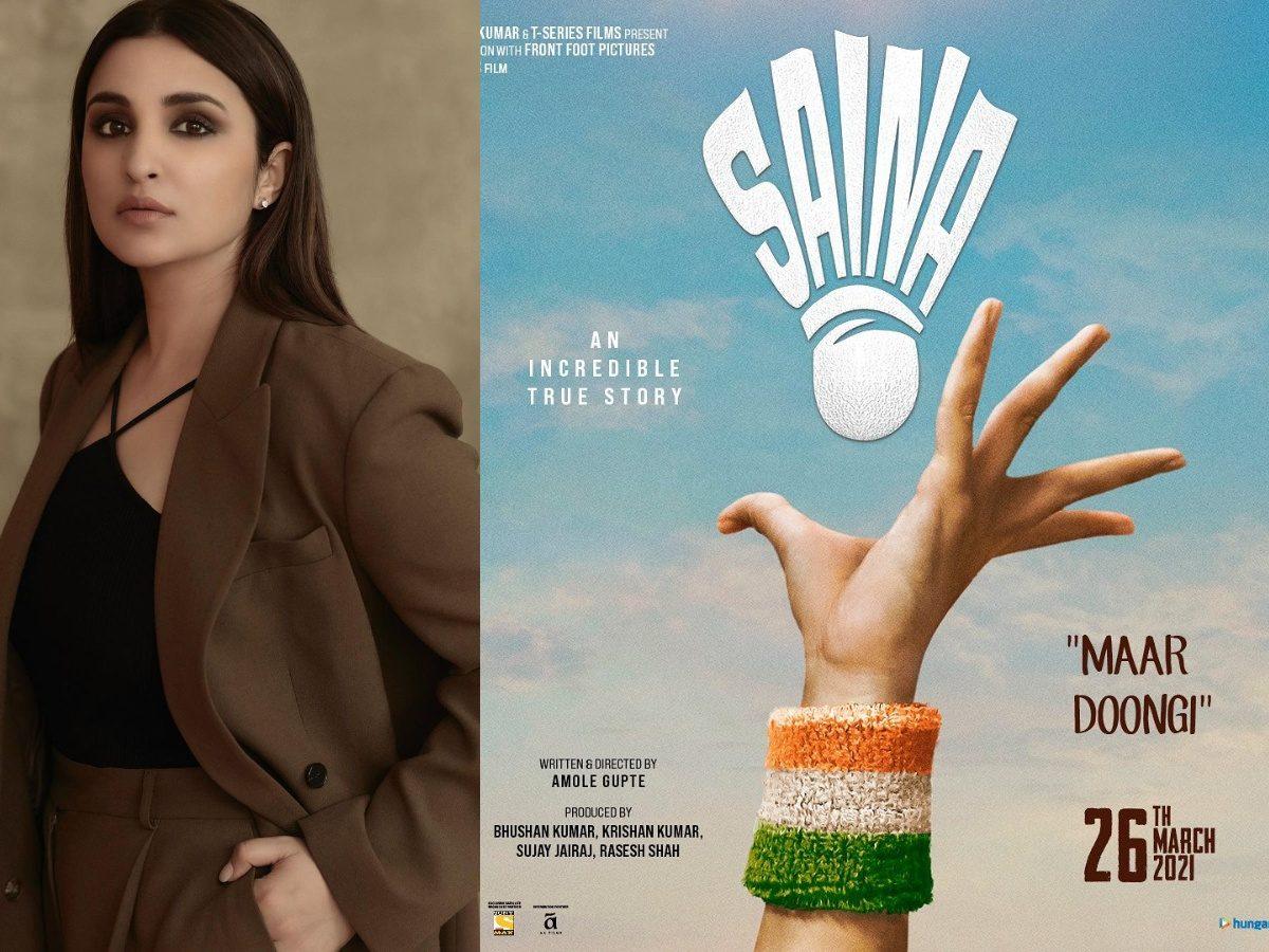 Brace Yourself For Parineeti Chopra's Portrayal Of Saina Nehwal's Epic Journey!