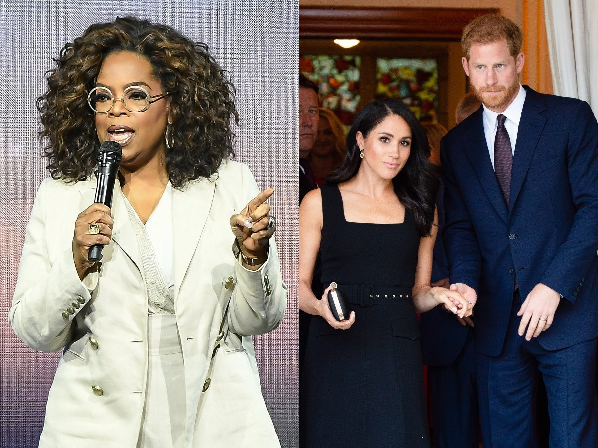 CBS & Oprah Winfrey's Prince Harry - Meghan Markle Exclusive Sells Like Hot Cakes!