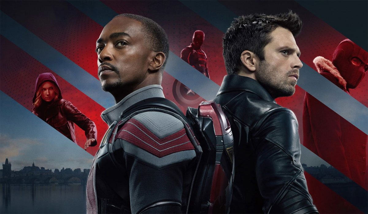 Disney+ Hotstar's The Falcon And The Winter Soldier