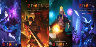 Fan Favourite Characters Join Netflix and Valve DOTA Dragon Blood!