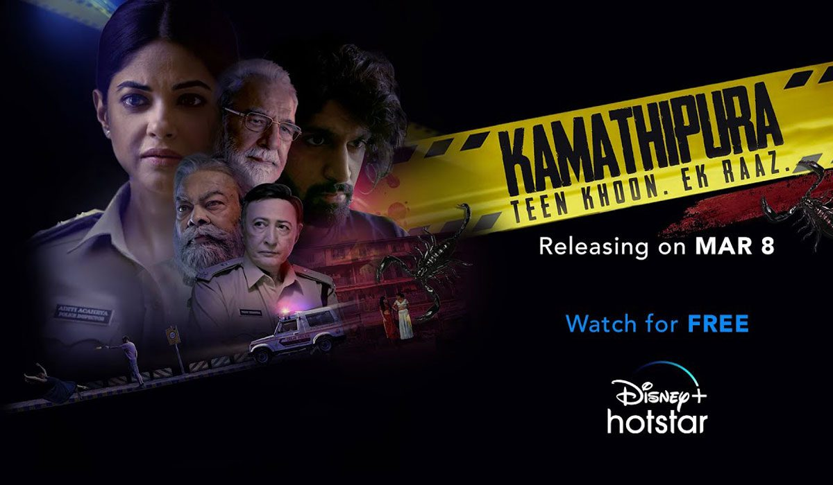 Kamathipura - Disney Plus Hotstar-