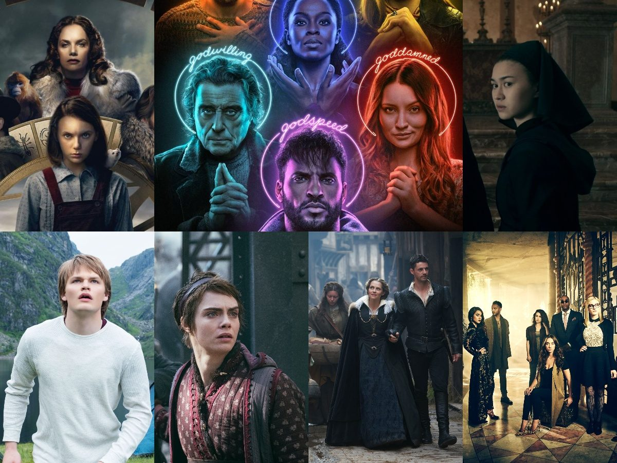 7 Must Watch Fantasy Series That One Should Definitely Not Miss!