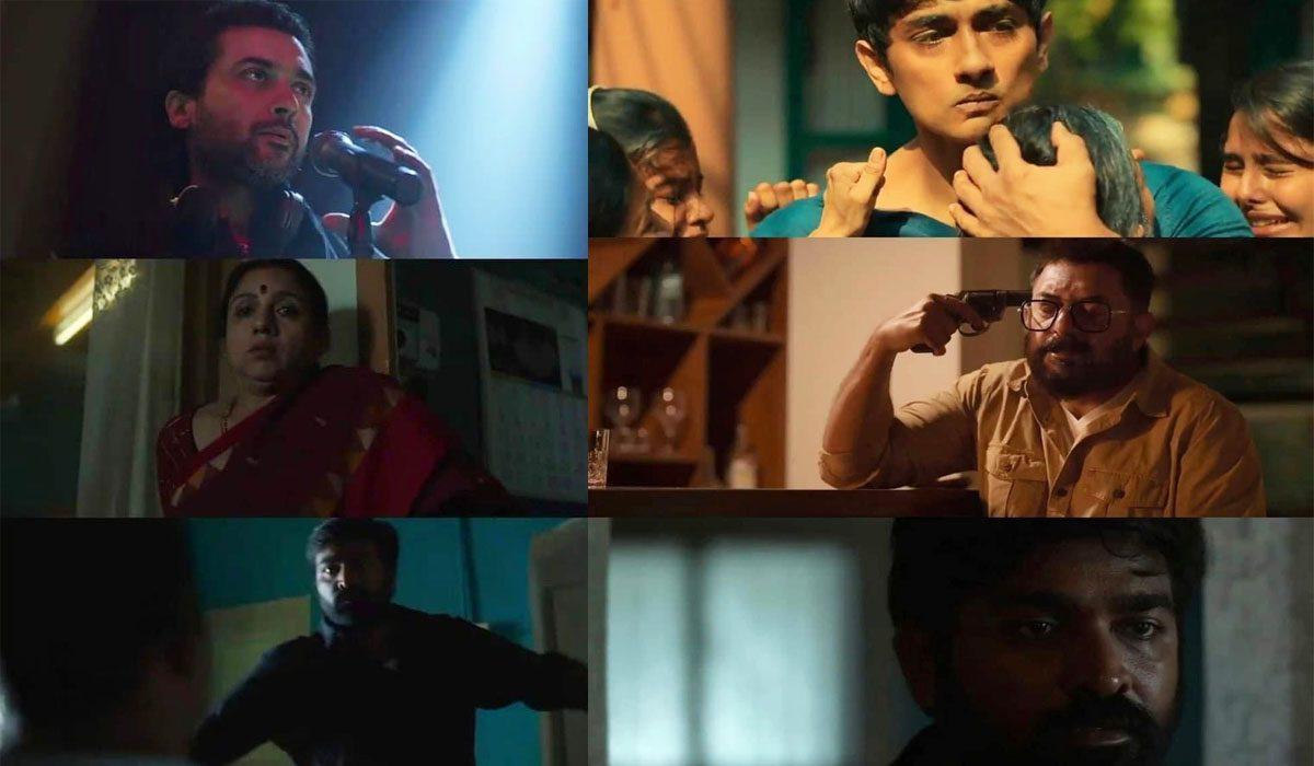 Netflix Mani Ratnam Navarasa Suriya, Siddharth, Vijay Sethupathi Offer Intense First Looks