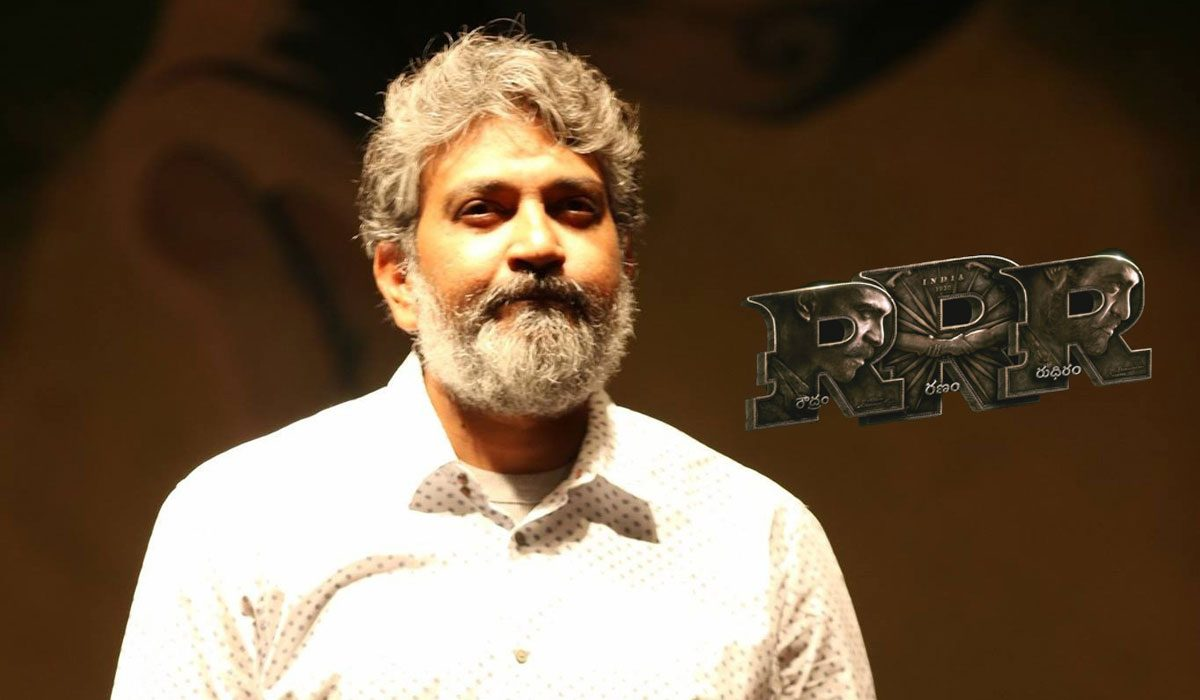 Rajamouli RRR movie Digital Rights
