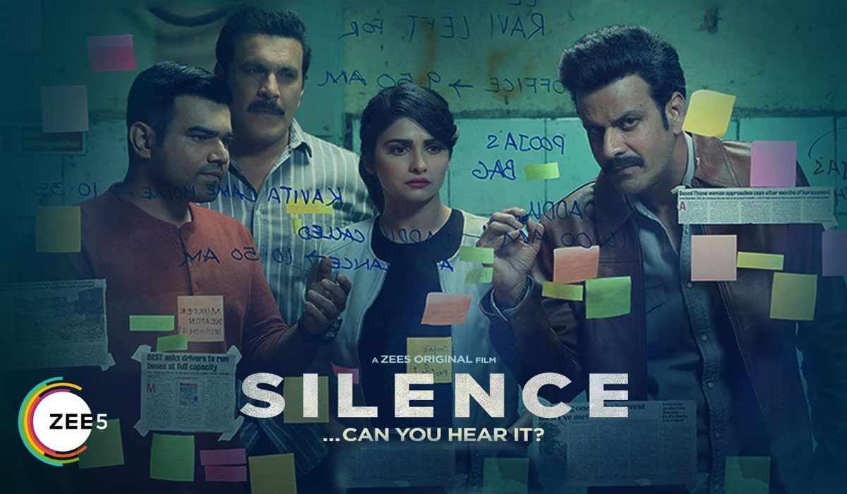 Silence, Can You Hear It Review - Manoj Bajpayee Salvages An Otherwise Average Whodunit