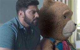 Teddy- Tamil Movie Review
