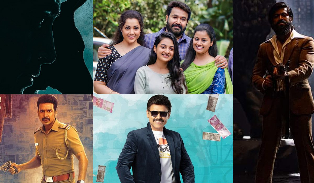 The Drishyam 2 Effect: A Tsunami Of Sequels Of Hit South Films!