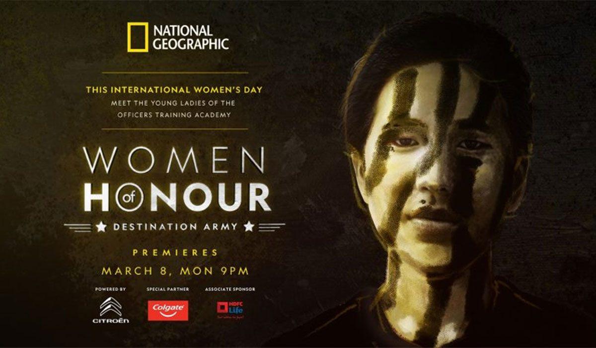 Women of Honour: Destination Army