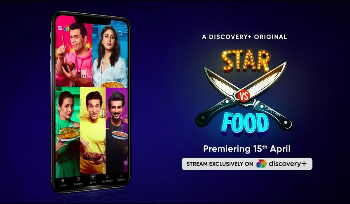 'Star vs Food' – Discovery Plus' Celebrity Cooking Show Streaming from April 15