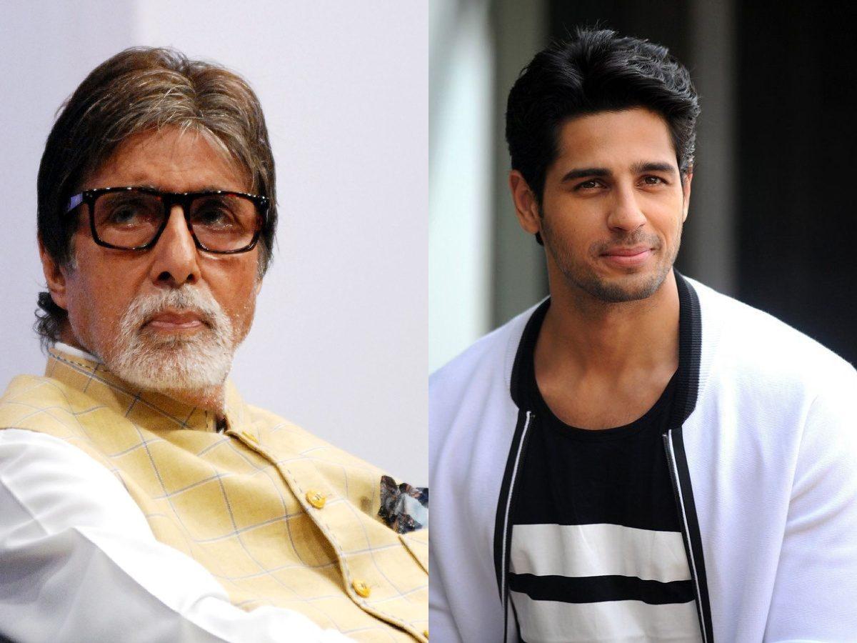 Amitabh Bachchan - Sidharth Malhotra Aankhen 2