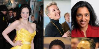 Andrea Riseborough, Stephen Graham, Sindhu Vee, Emma Thompson, Lashana Lynch
