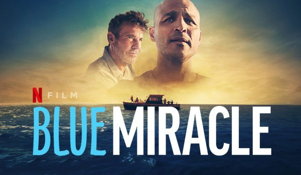 Dennis Quaid Is A Washed Up Fisherman In Netflix's 'Blue Miracle'.