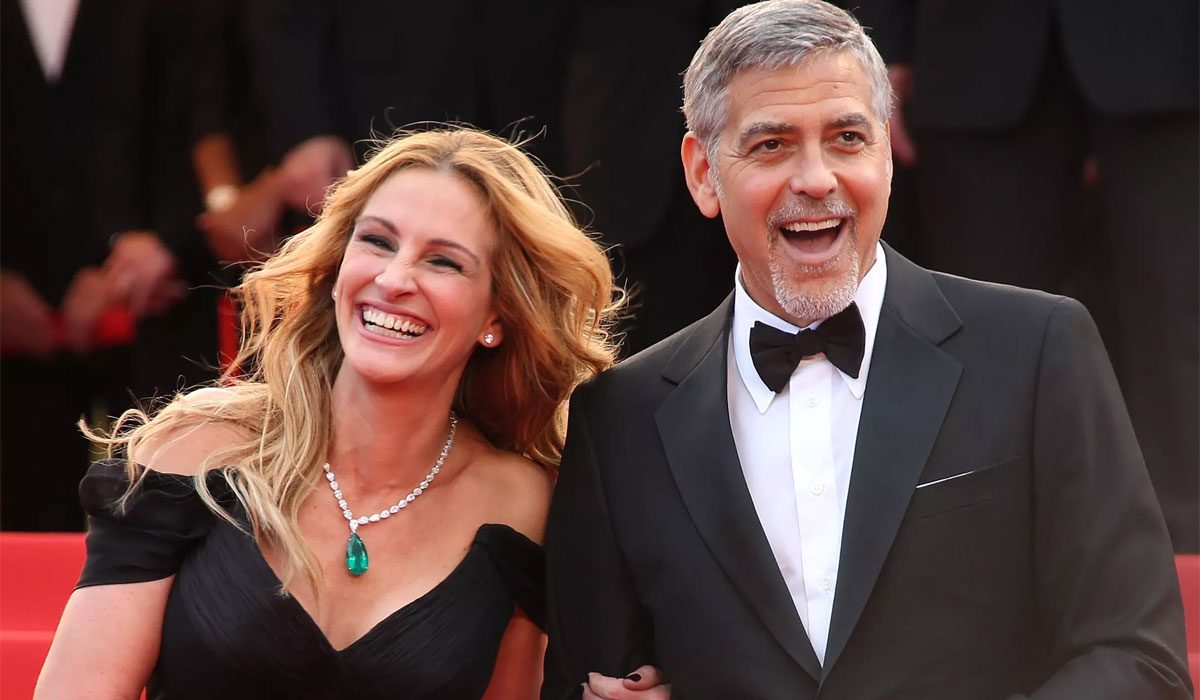 Clooney & Roberts' Rom-Com 'A Ticket to Paradise' Gets a Release Date