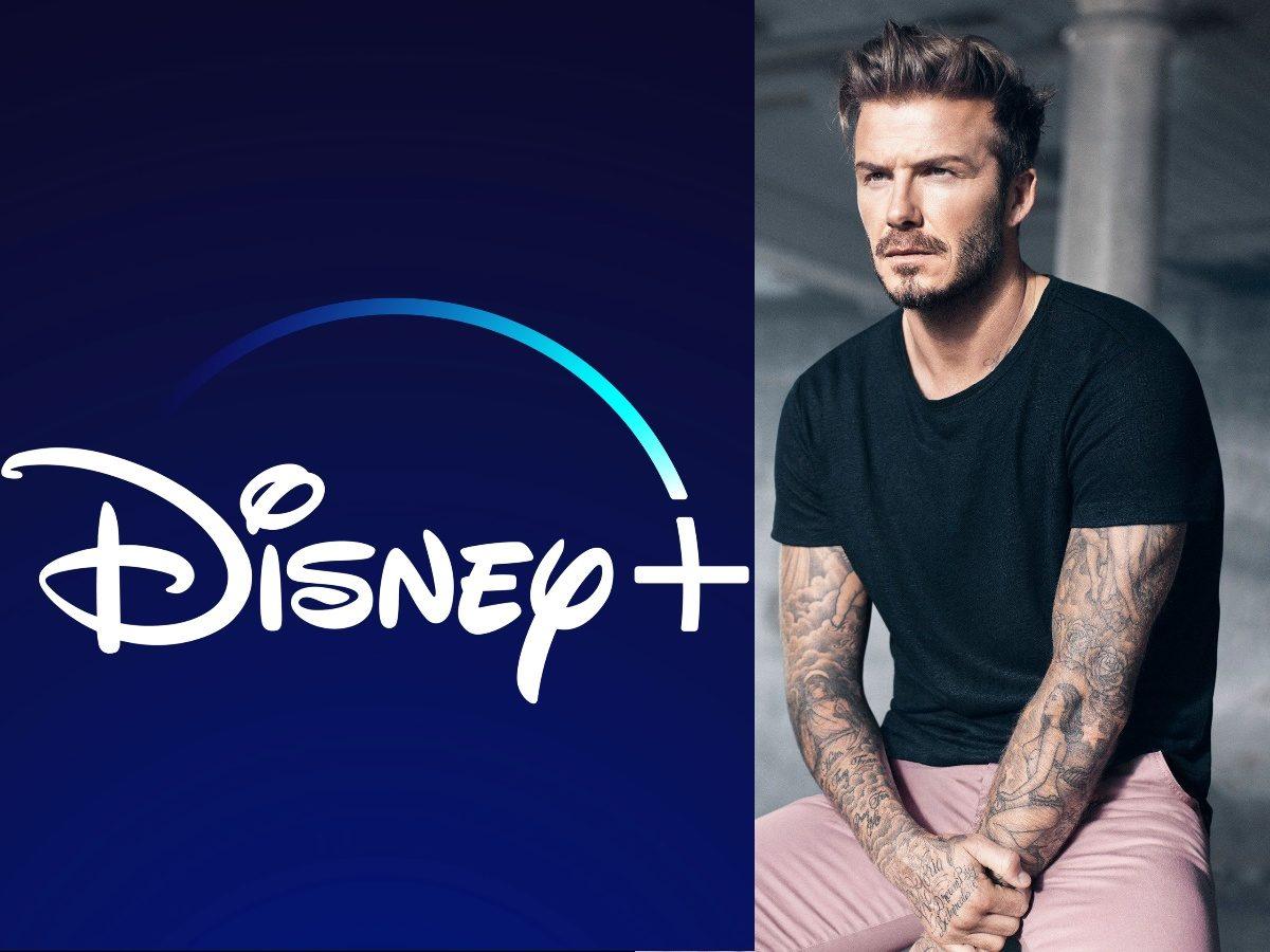 Disney Plus - David Beckham Save Our Squad