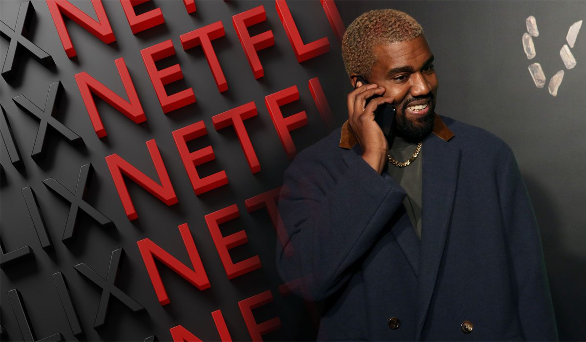 Kanye West Documentary With 21 Years Of Unseen Footage, Arrives At Netflix!