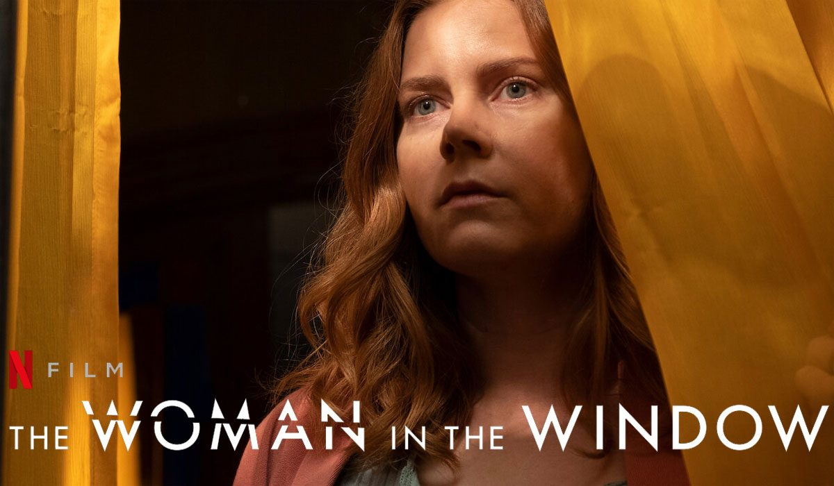 Netflix's The Woman In The Window