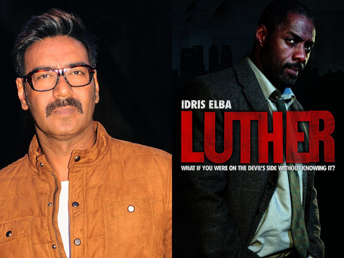 Official Announcement for Ajay Devgn's Speculated 'Luther' Remake Can be Made Soon