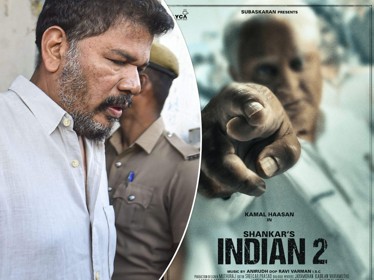 Shankar Vs Lyca Productions: High Courts Asks To Sort Things Out Over ''Indian 2'