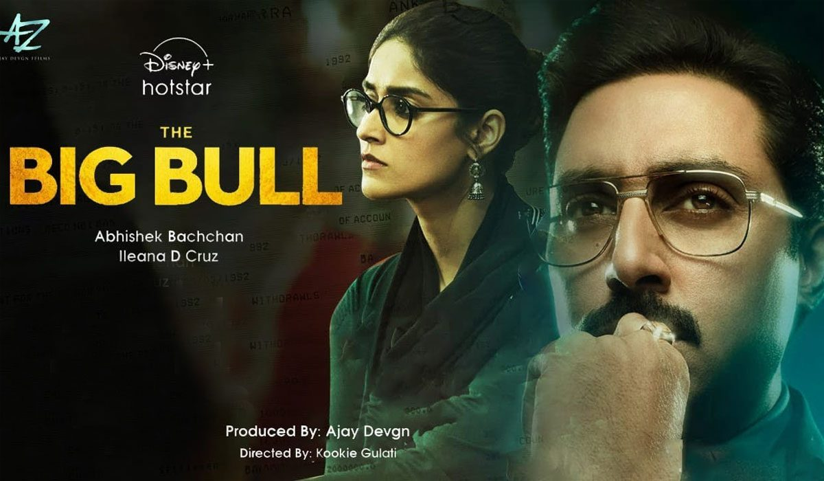 The Big Bull -Movie Review