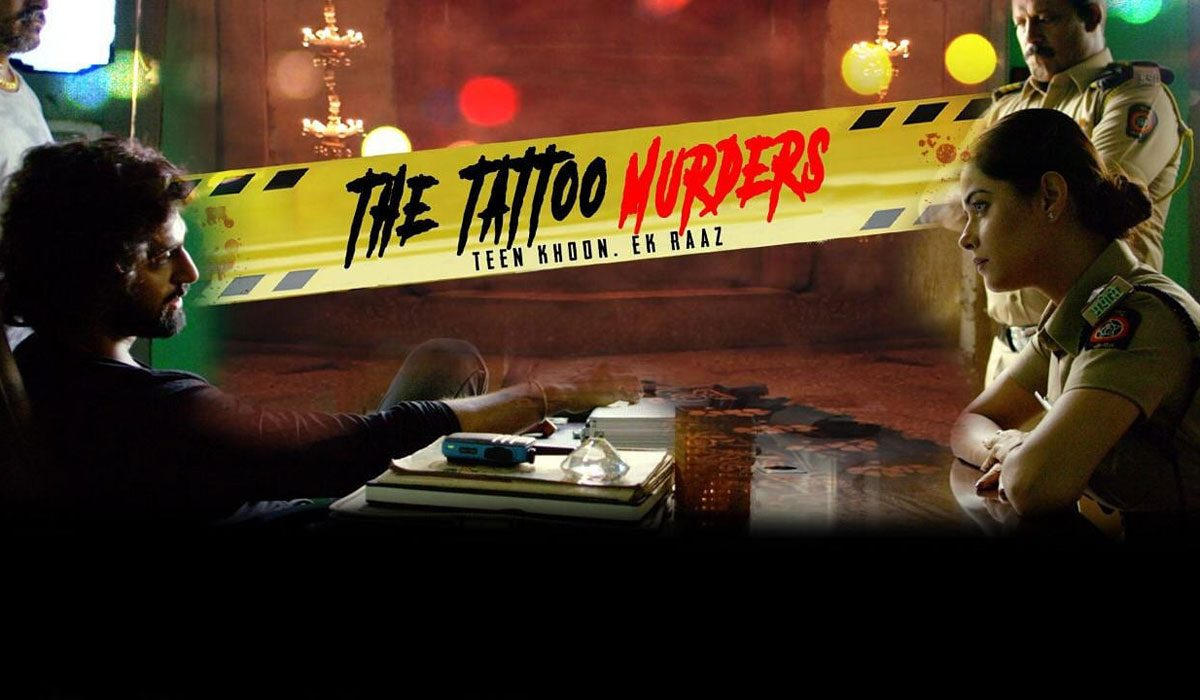 The Tattoo Murders Web Series Review