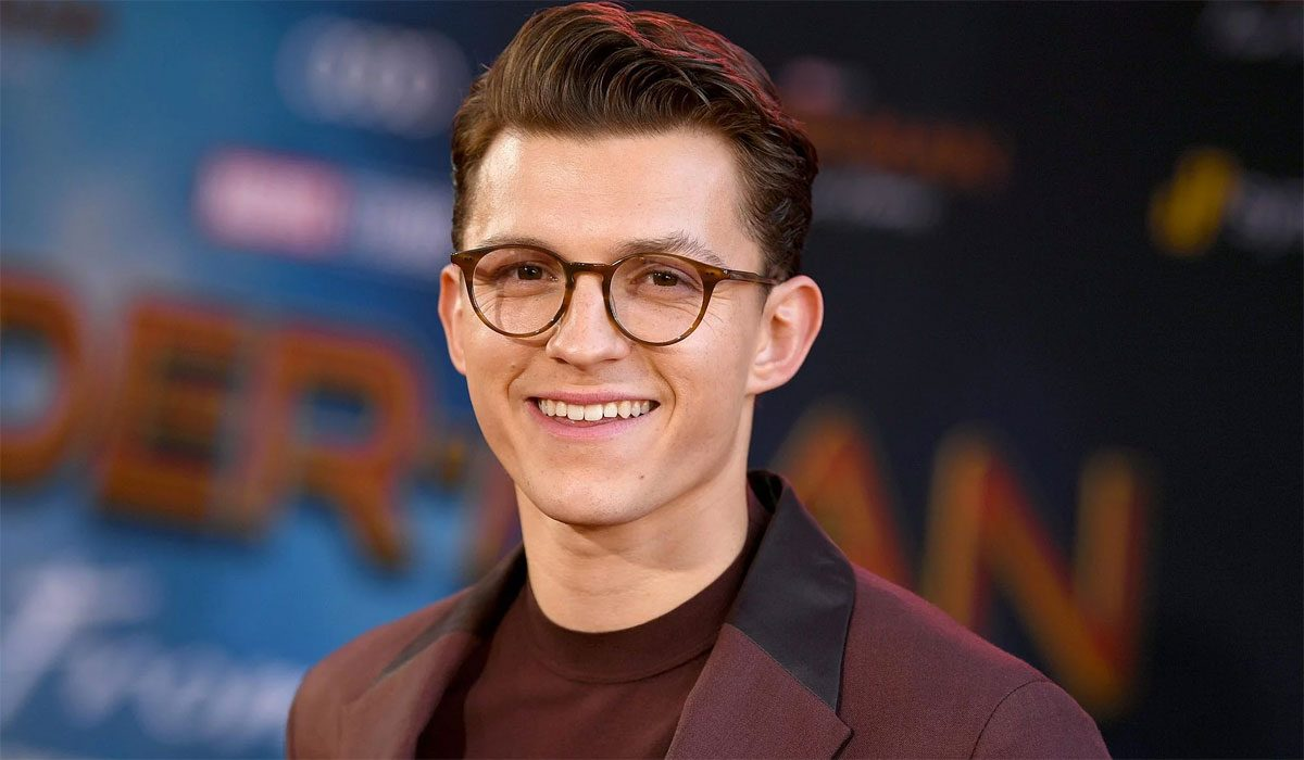 Tom Holland Cast in Apple's Anthology Series 'The Crowded Room'