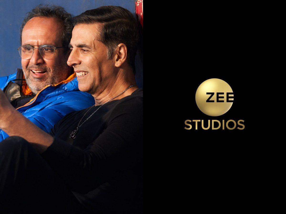 ZEE Studios Join In As Producer For Akshay Kumar's 'Raksha Bandhan'
