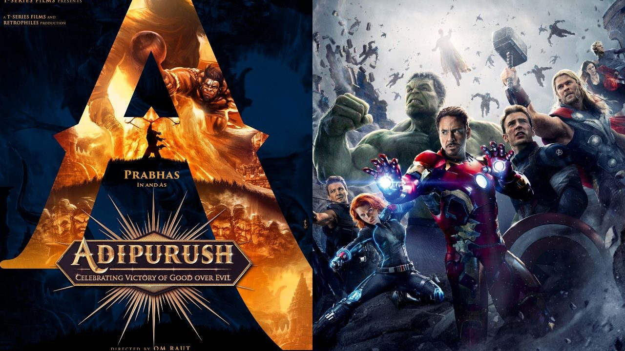 Adipurush - Marvel's Superheroes