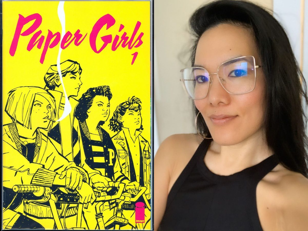 """Ali Wong Joins The Cast Of Amazon's Time Travel Drama """"Paper Girls"""""""