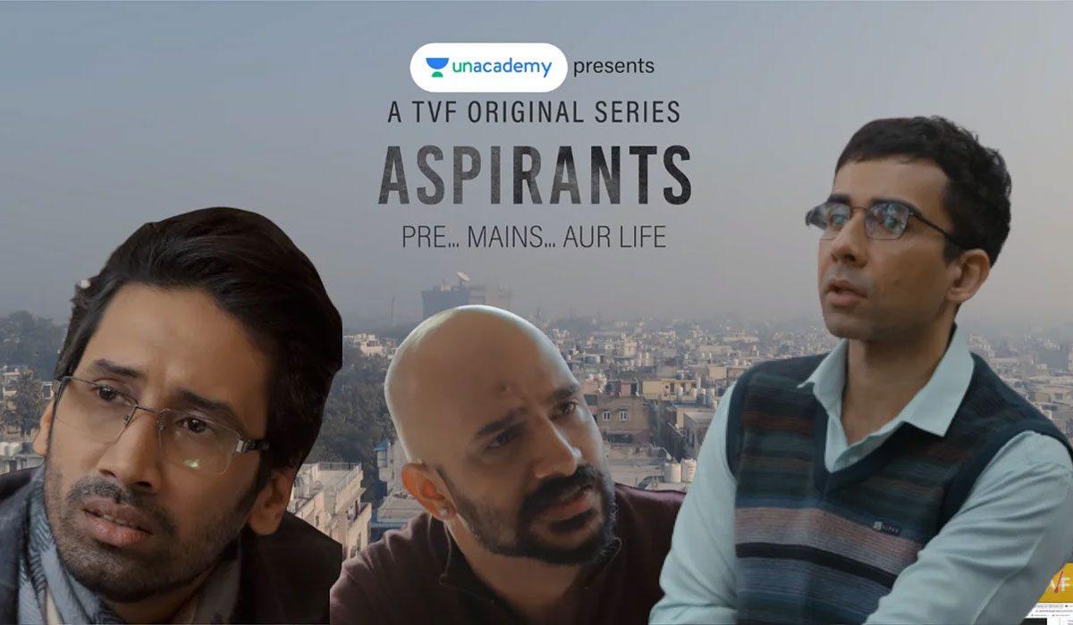 Aspirants Hinidi Web Series Review