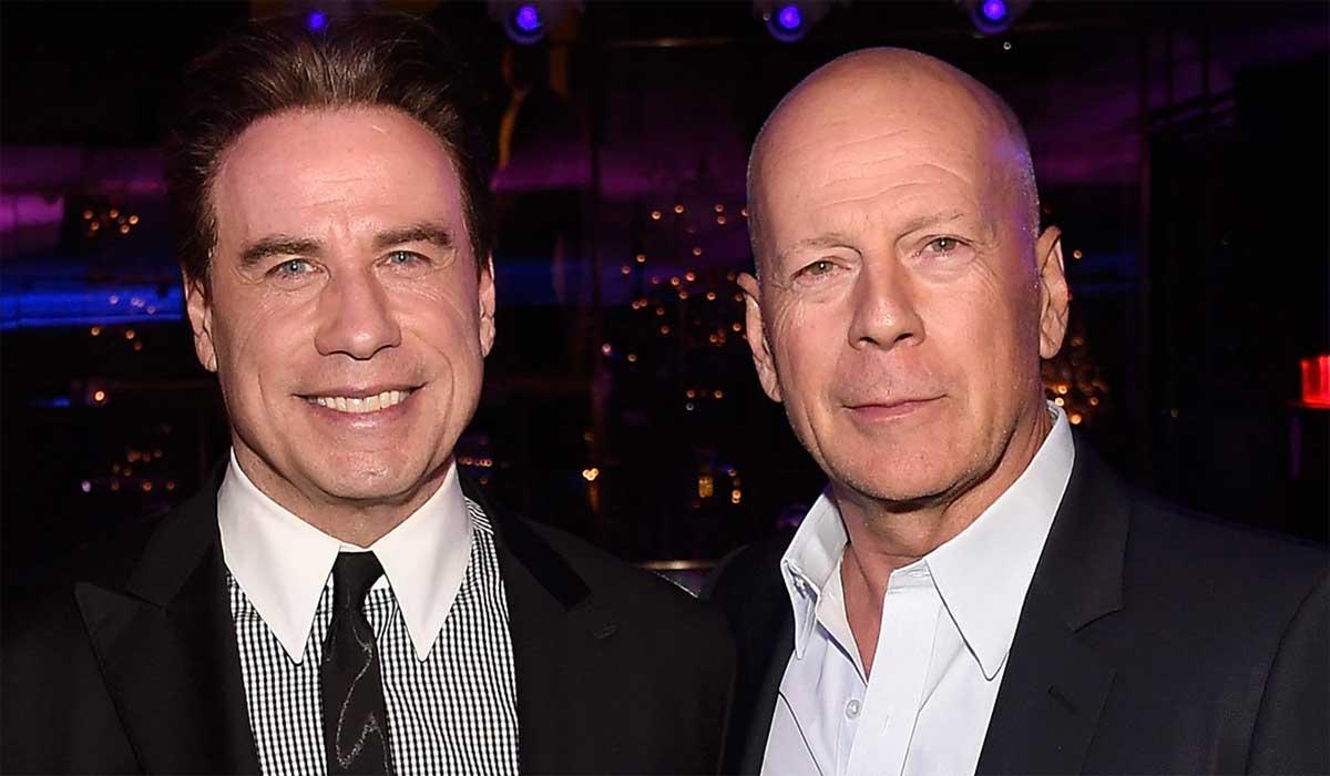 Bruce Willis - John Travolta