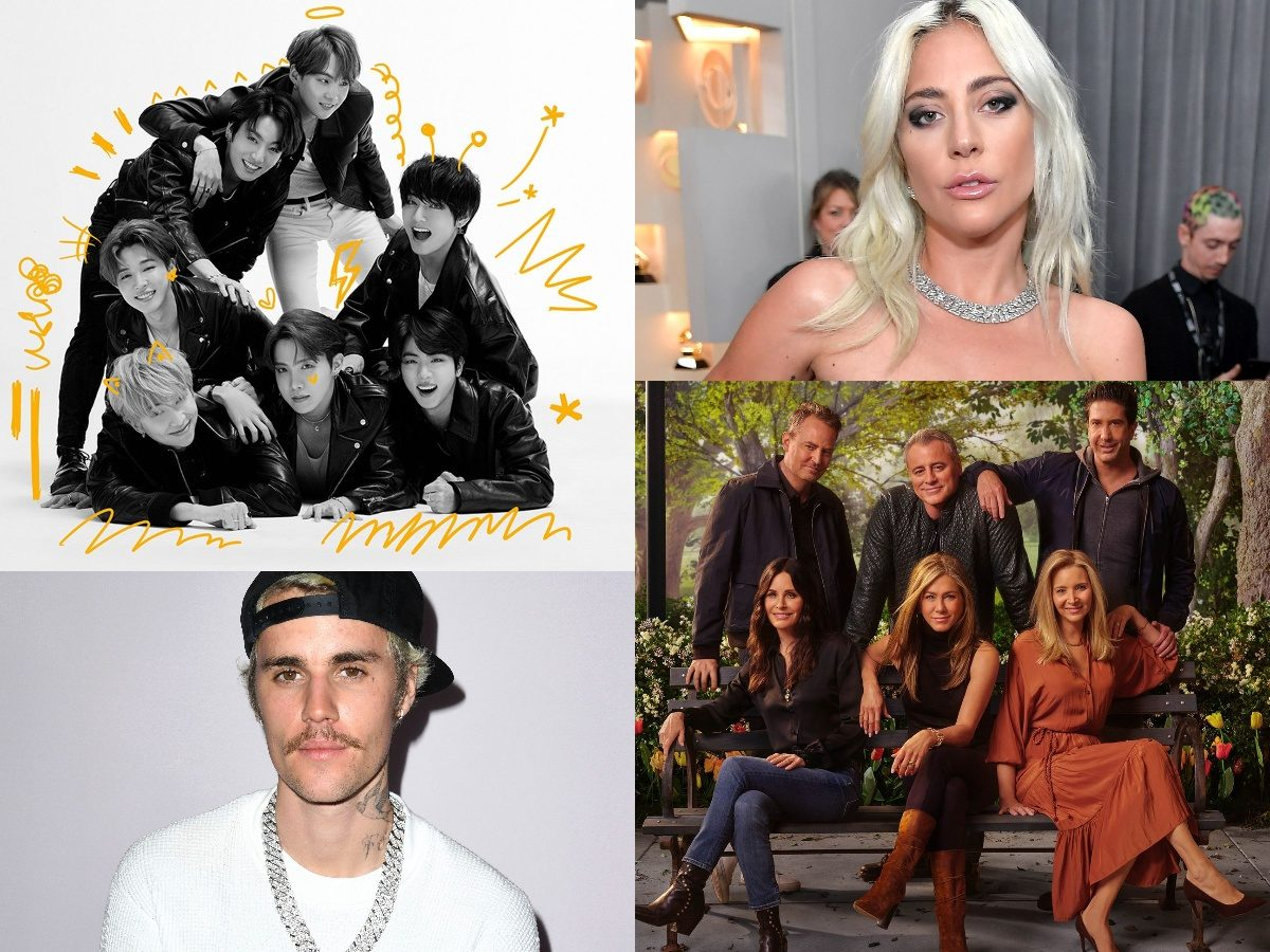 China's Notorious Censorship At Work Again: Chops Off BTS, Lady Gaga, Justin Bieber From Friends Reunion