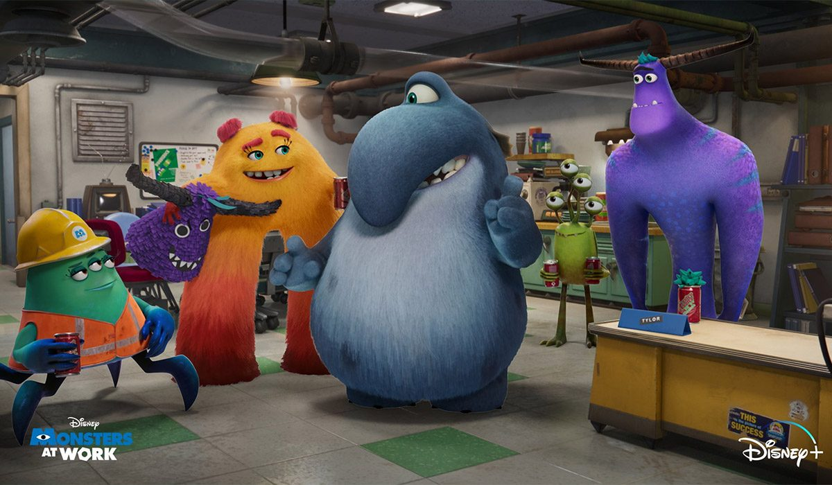 Disney+'s Monsters at Work Brings Our Beloved Creatures Back to the Screen!