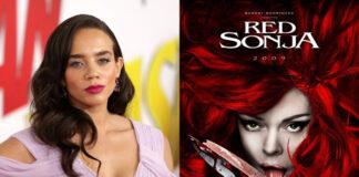 Hannah John-Kamen - Red Sonja