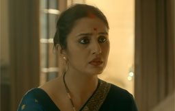 Huma Qureshi - Maharani Web Series Review