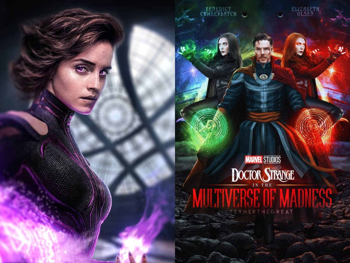 Is Emma Watson The Latest To Join Doctor Strange in the Multiverse of Madness_