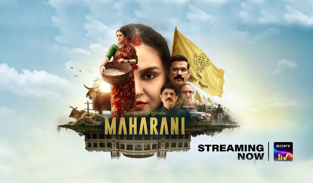 Maharani Web Series Review